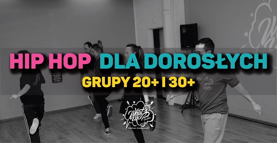hip hop 30+